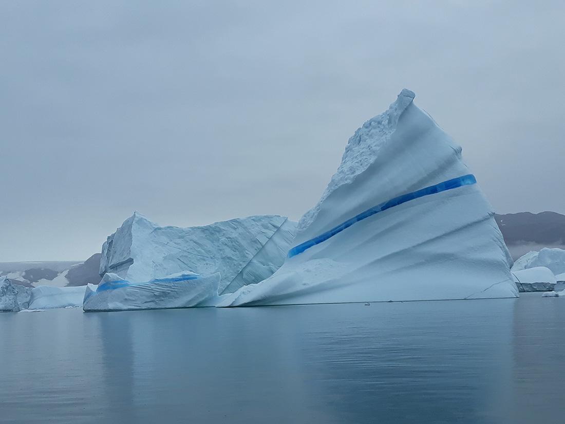 Iceberg en el fiordo de Nagtivit. Groenlandia (2018)