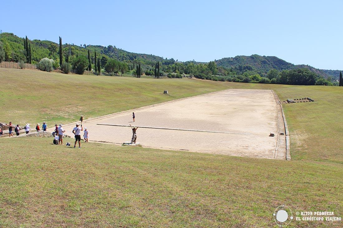 Estadio de Olimpia