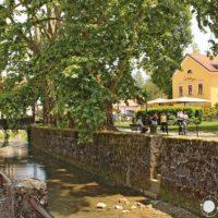 La villa medieval de Samobor en Croacia