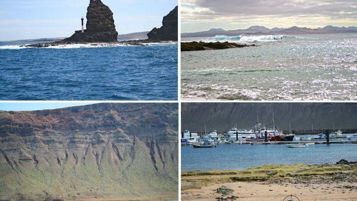 La Isla de La Graciosa, insularidad dentro de las Canarias