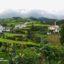 Casas rurales con encanto en la isla de São Miguel de Azores. Turismo rural en Nordeste