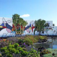 Visita a la Fundación César Manrique en Tahiche – Lanzarote