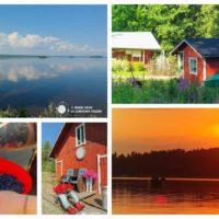 Qué hacer en Finlandia en verano. Parte II. Laponia y los Mil Lagos