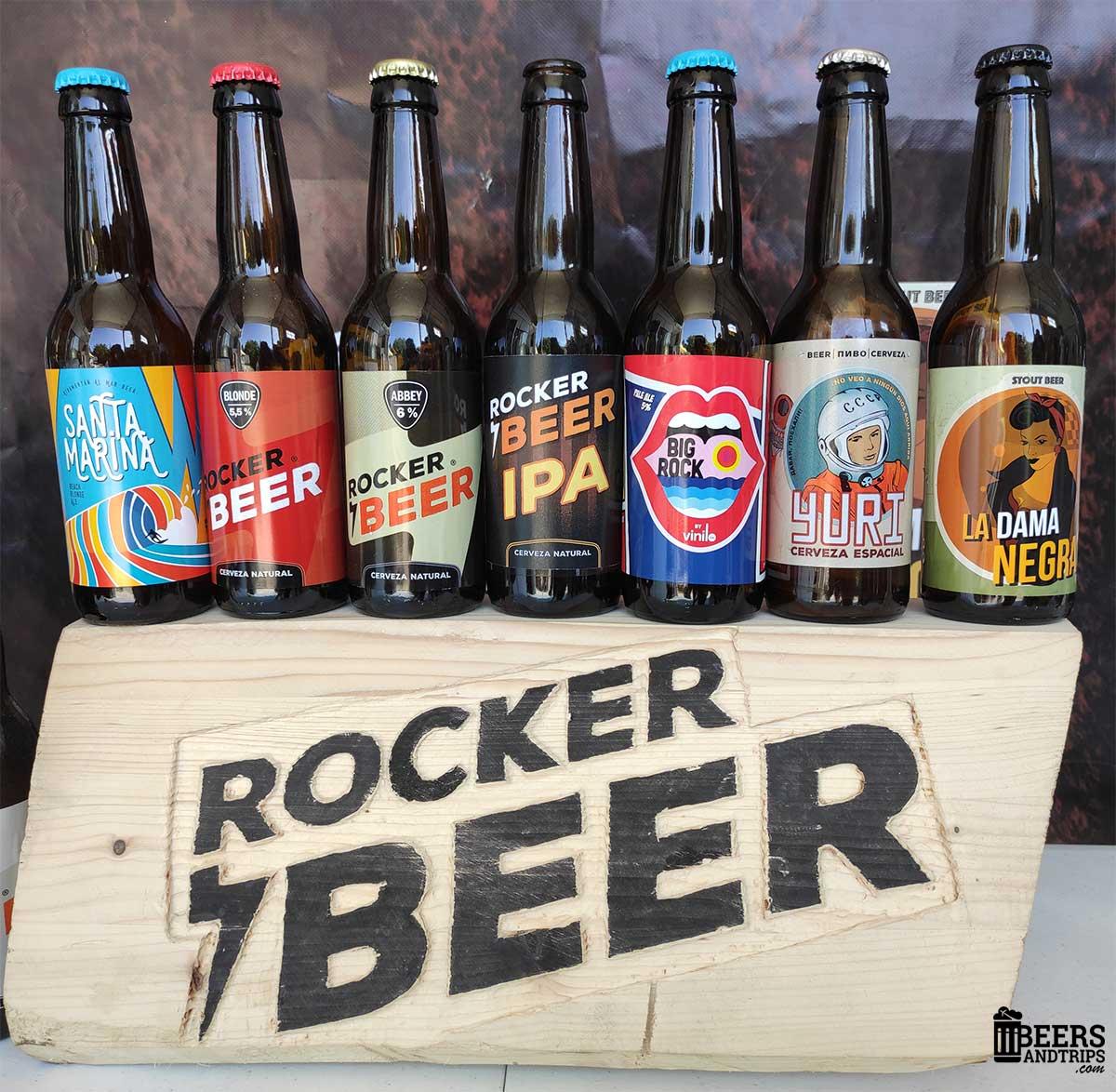 Cervezas artesanales en Ribamontán al Mar