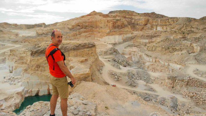 Mármol de Macael, la Carrara española está en Almería
