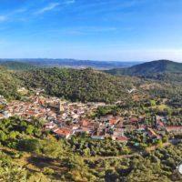 Ruta por el Parque natural Sierra de Aracena y Picos de Aroche