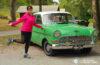 Finlandia, pasión por los coches americanos clásicos