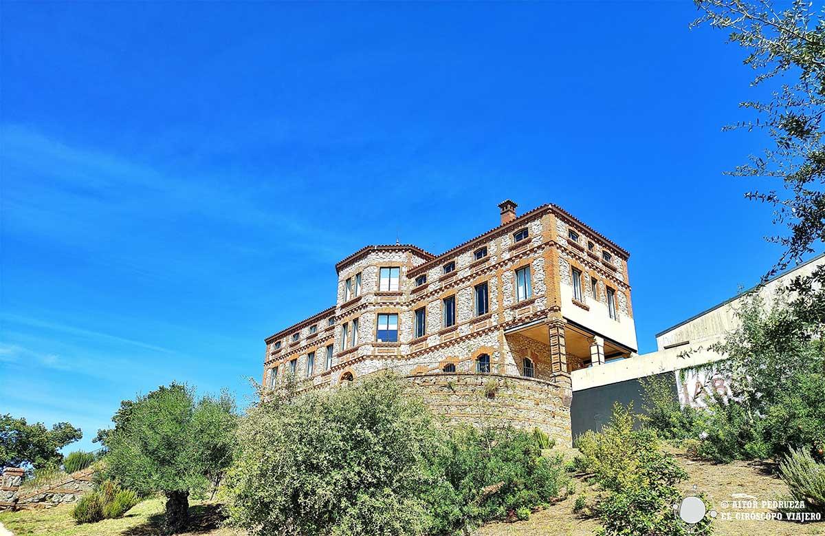Edificio El Tiro, Denominación de Origen Protegida (DOP) Jabugo.