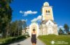 La Iglesia de Kerimäki, en Finlandia se encuentra el paraíso según Arto Paasilinna.