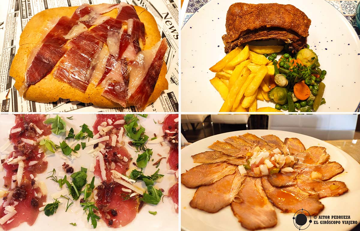Gastronomía de la Sierra de Aracena y Picos de Aroche