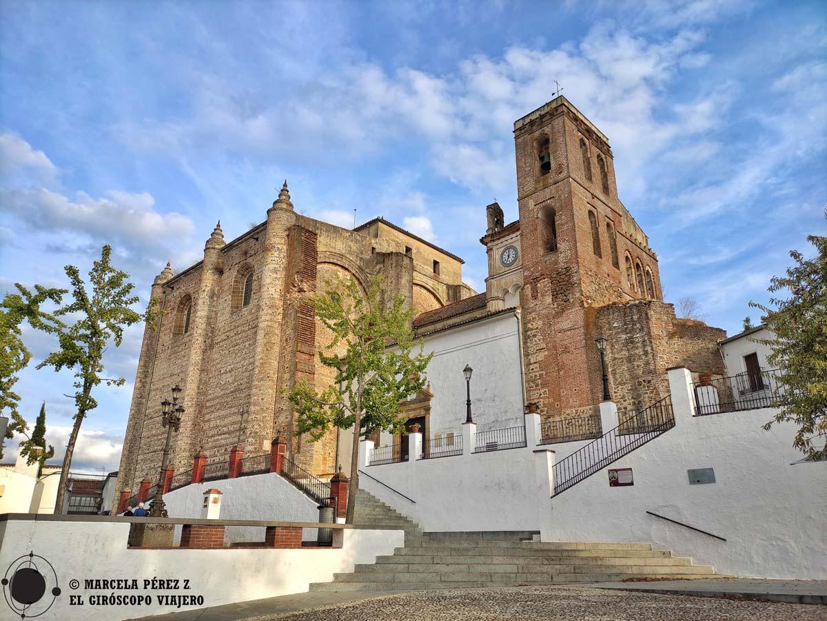 Iglesia Nuestra Señora de laConsolación en Cazalla de la Sierra