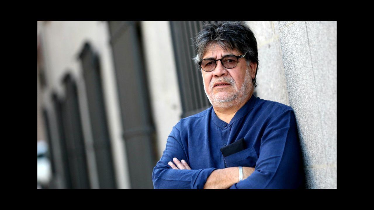 El escritor Luís Sepúlveda