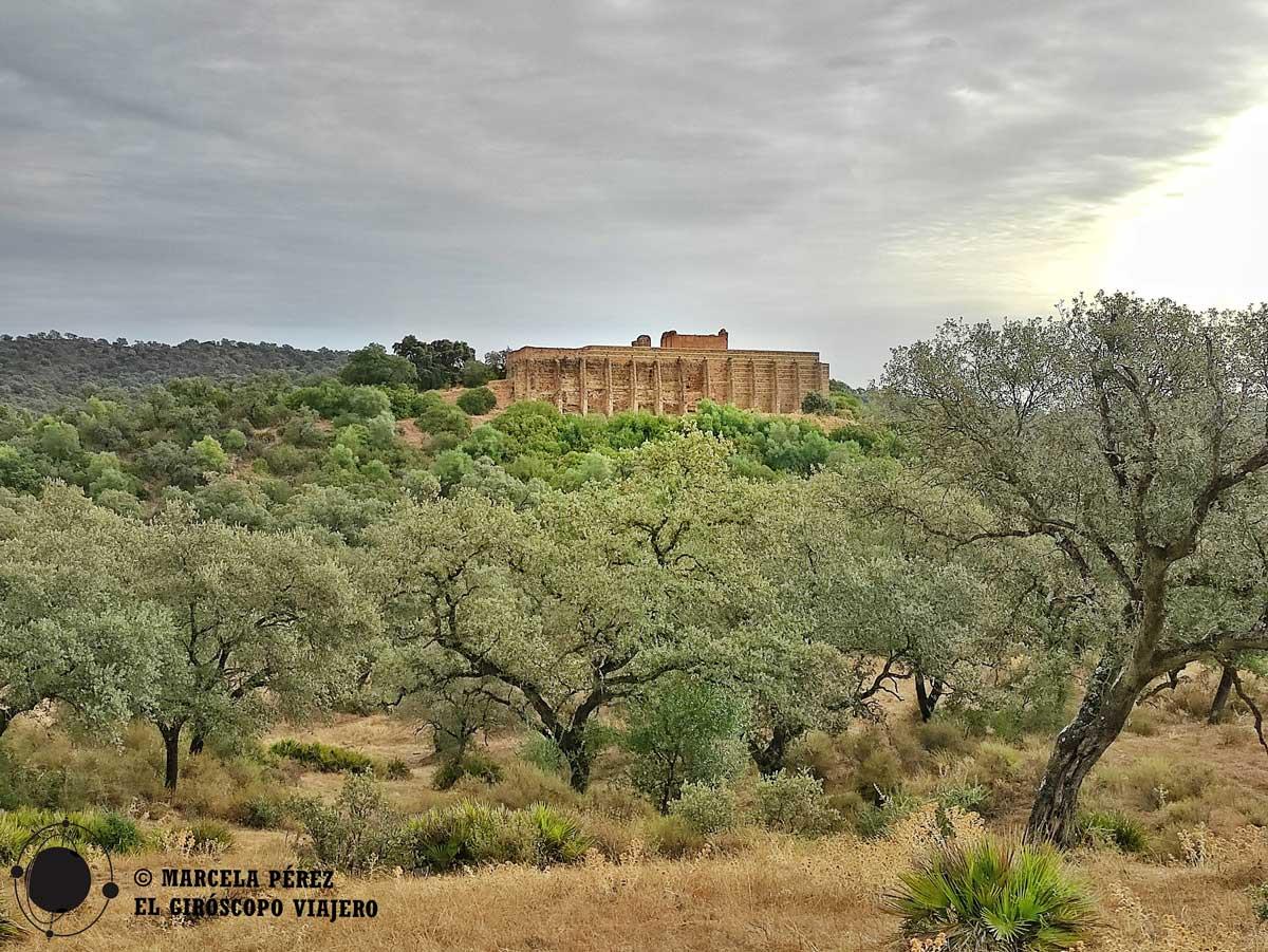 Yacimiento romano de Munigua o Mulva
