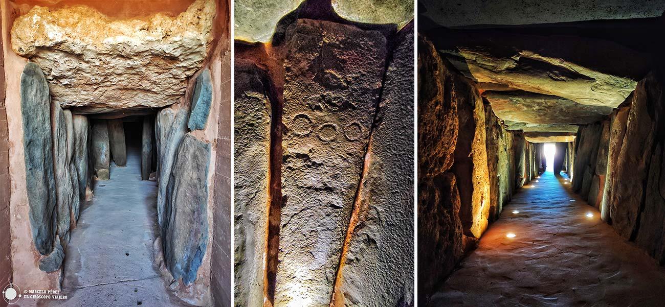 Dolmen de Soto en Trigueros