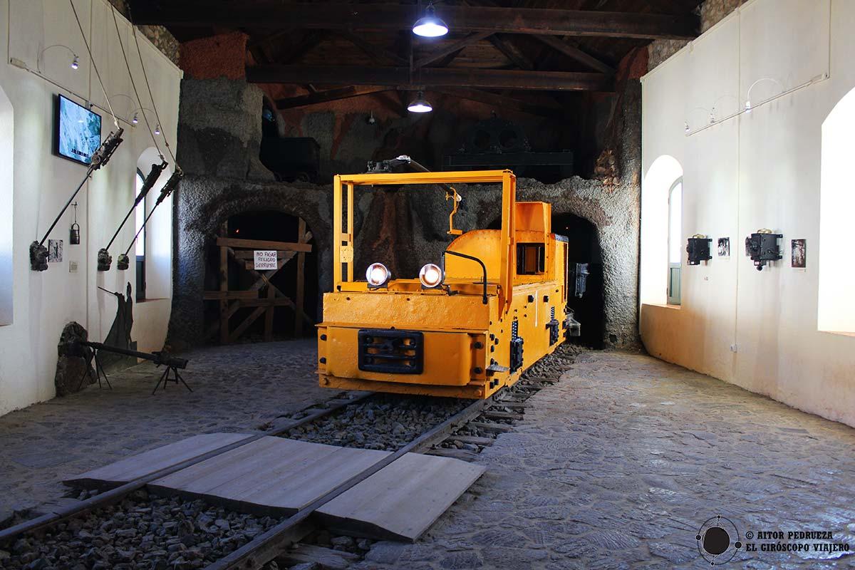 Visita al Museo Minero de Riotinto