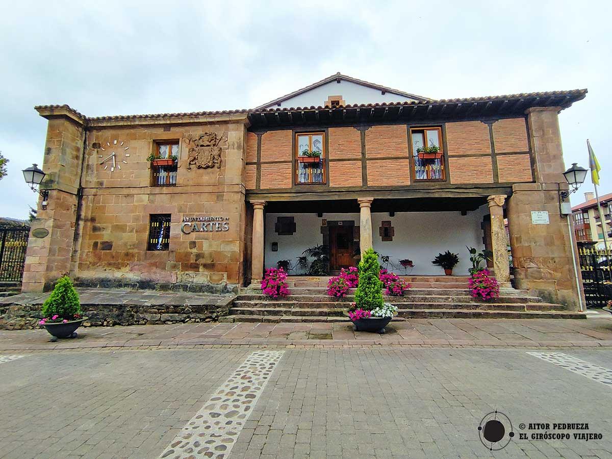 Casona de los Quijano-Rasa - Ayuntamiento