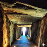 Visita al Dolmen de Soto en Trigueros
