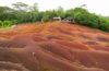 La Tierra de los siete colores de Chamarel, curiosidad geológica en isla Mauricio