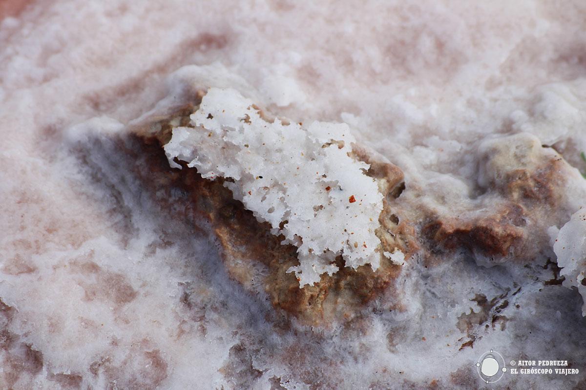 Formación de sal