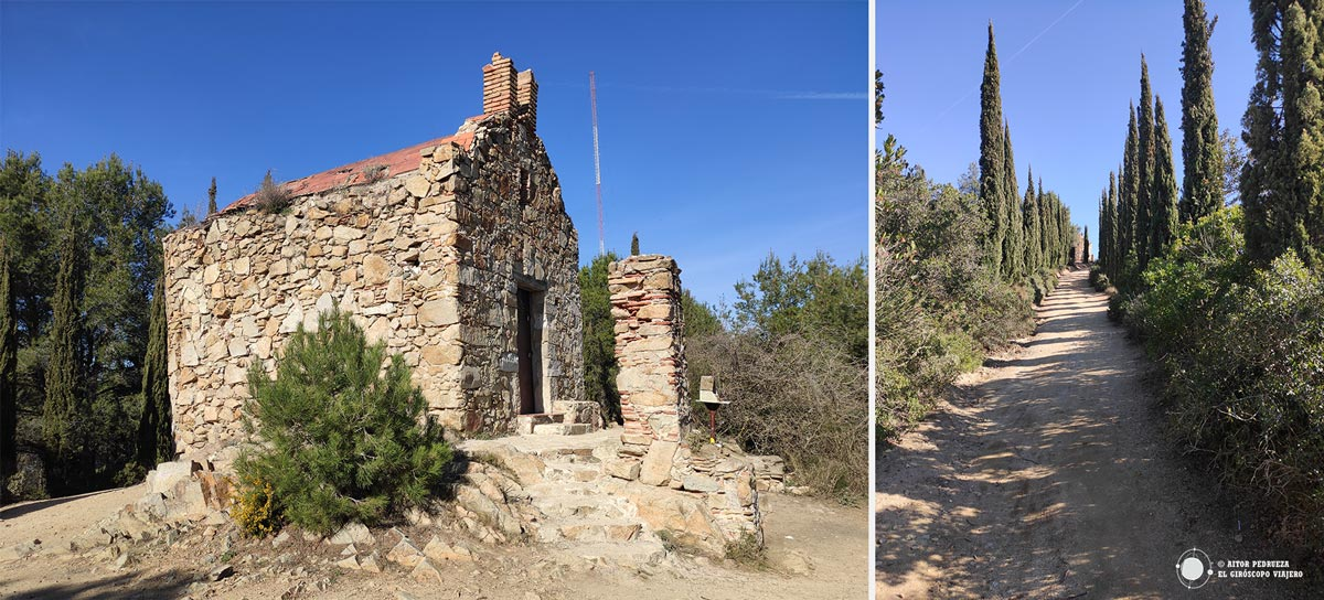 Ermita de Sant Climent cerca del poblado ibérico