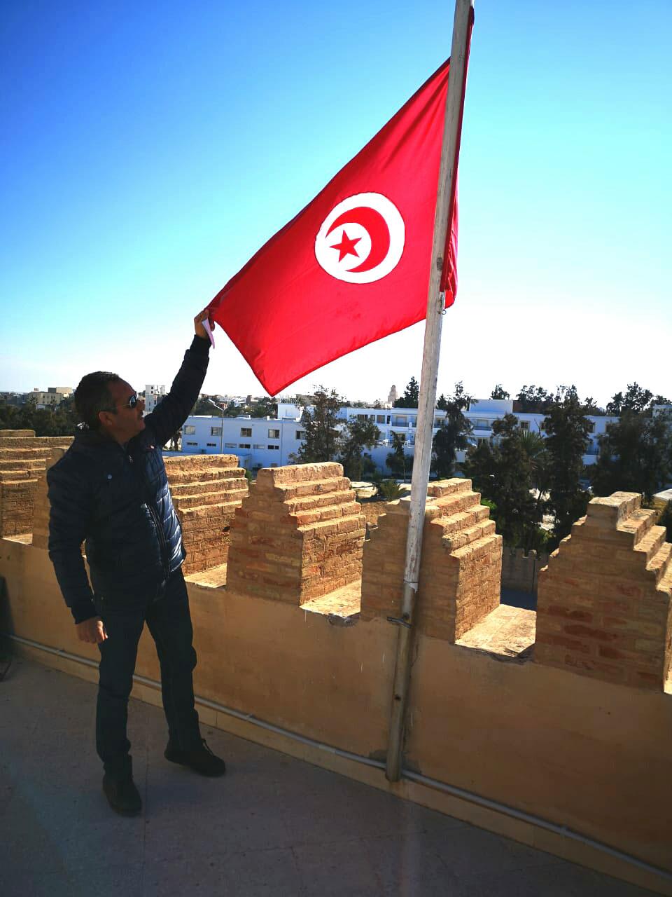 Naoufel, el mejor guía de Túnez