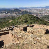 Visita al poblado ibérico de Puig Castellar en Santa Coloma