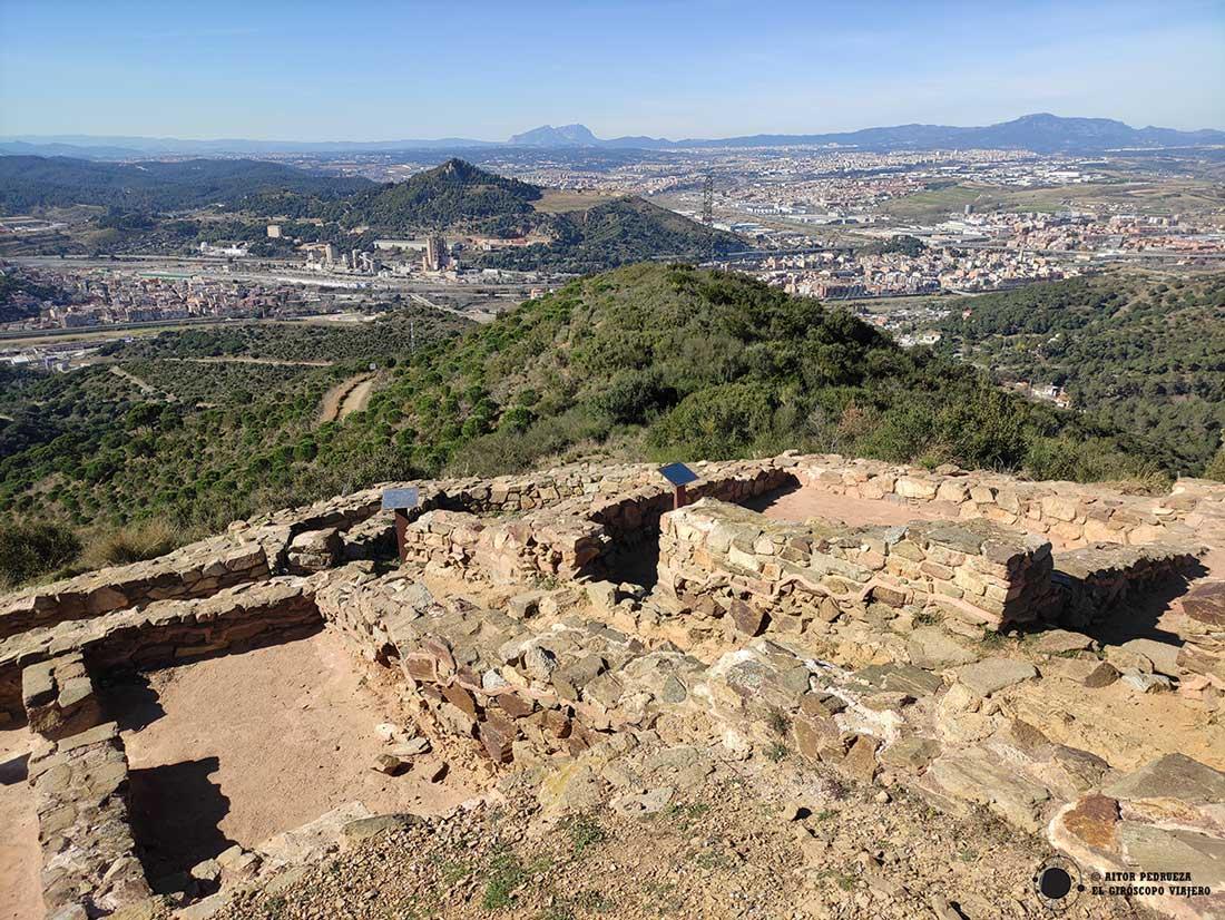 El Poblado íbero del Puig del Castellar