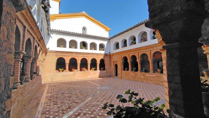 El Monasterio de la Rábida y los Muelles de las Carabelas de Huelva