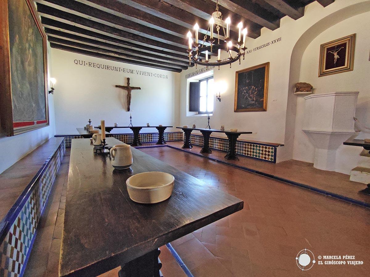 Refectorio del Monasterio de la Rábida