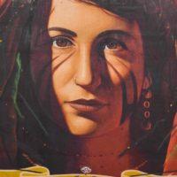 Ruta de los murales de Carballo. Derribando muros con pintura