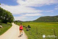 De paseo por el Poldjé de la Nava, una joya geológica en la Subbética Cordobesa