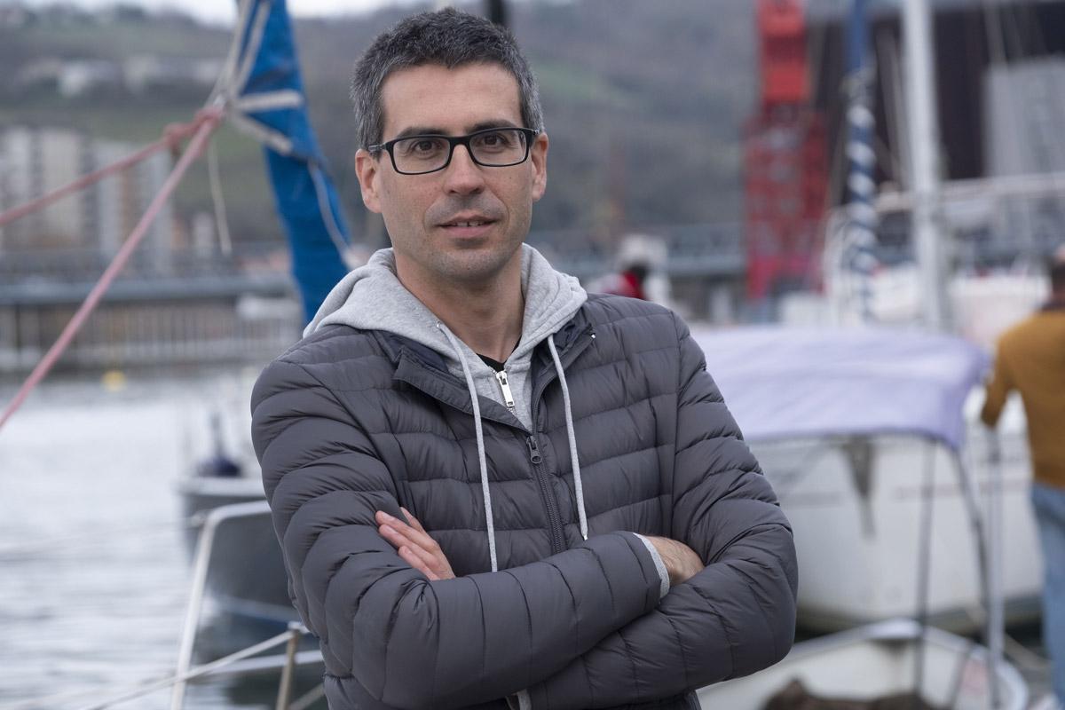 Entrevista al periodista y escritor Ander Izaguirre