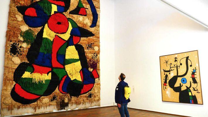Fundación Joan Miró, visita al museo de Montjuïc
