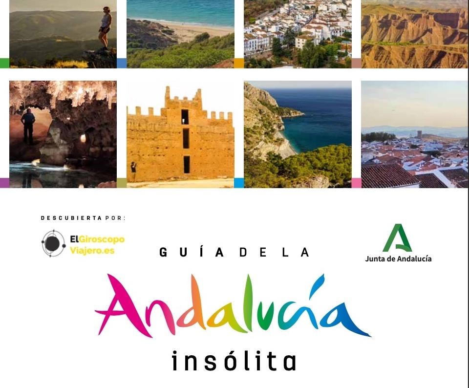 Descargue gratis la Guía de la Andalucia Insólita