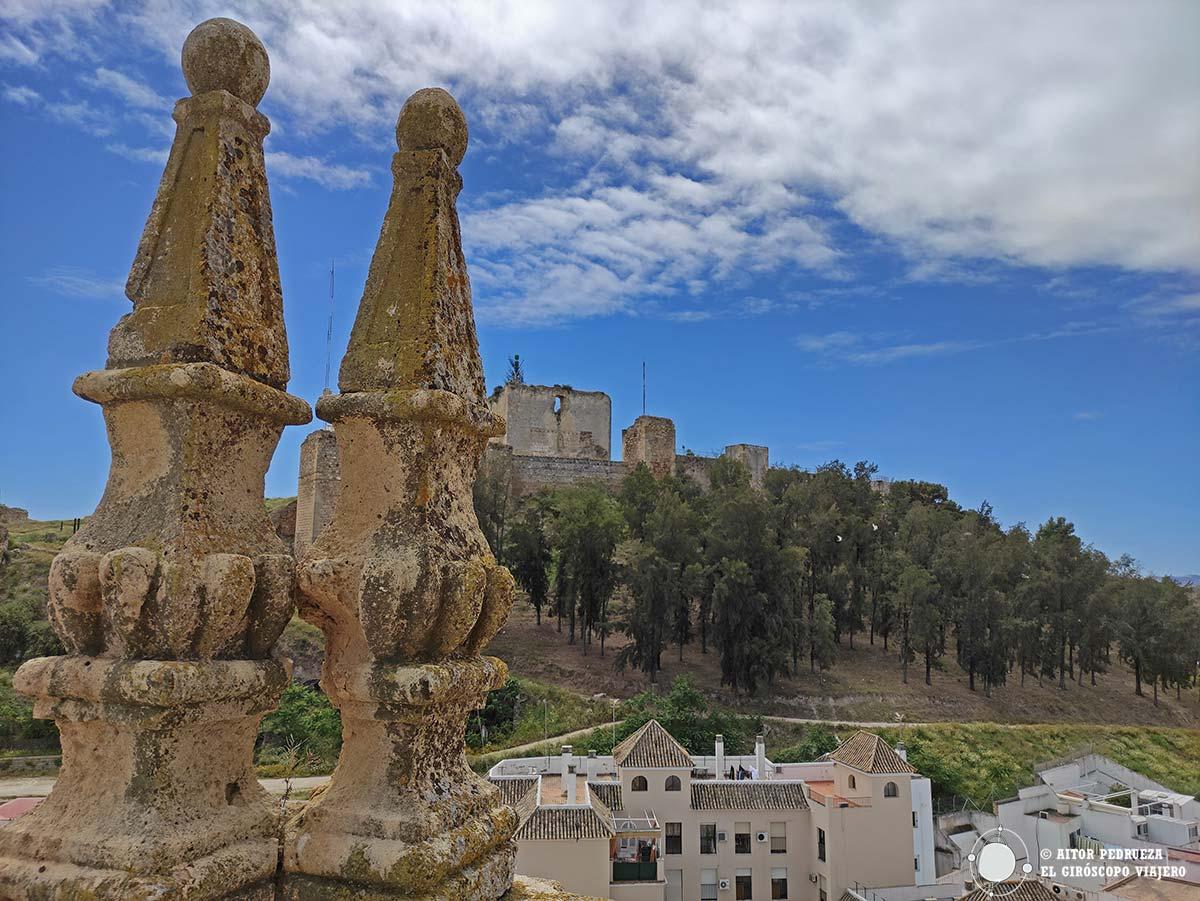 Castillo de Morón de la Frontera.