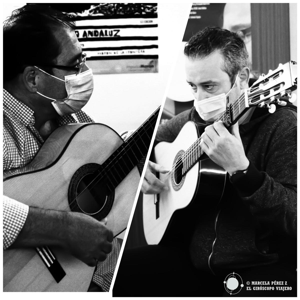 Clases de Flamenco en la Escuela de Morón de la Frontera