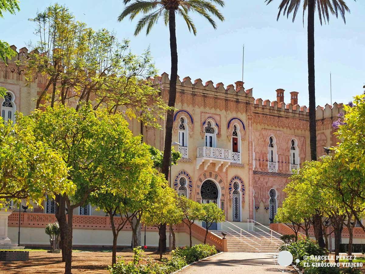 Palacio de Alperiz en Dos Hermanas
