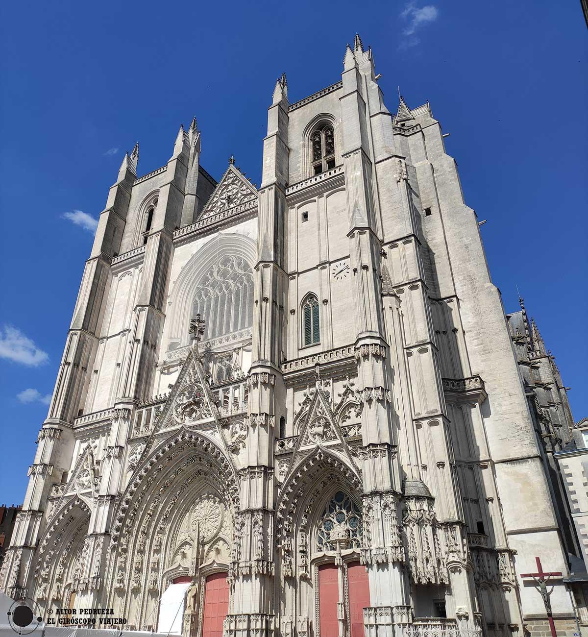 La Catedral de San Pedro y San Pablo de Nantes
