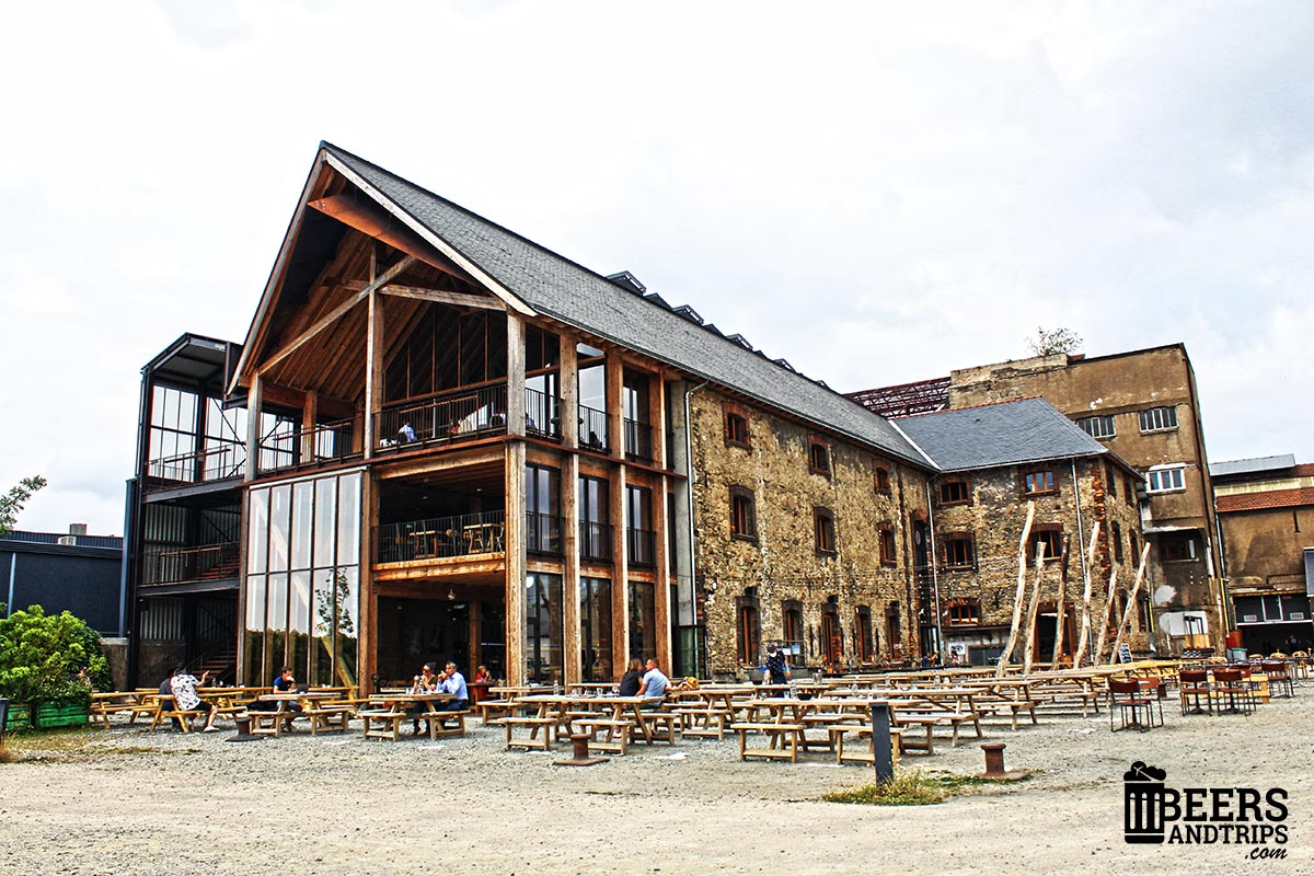 Fábrica de cerveza artesana Little Atlantique Brewery