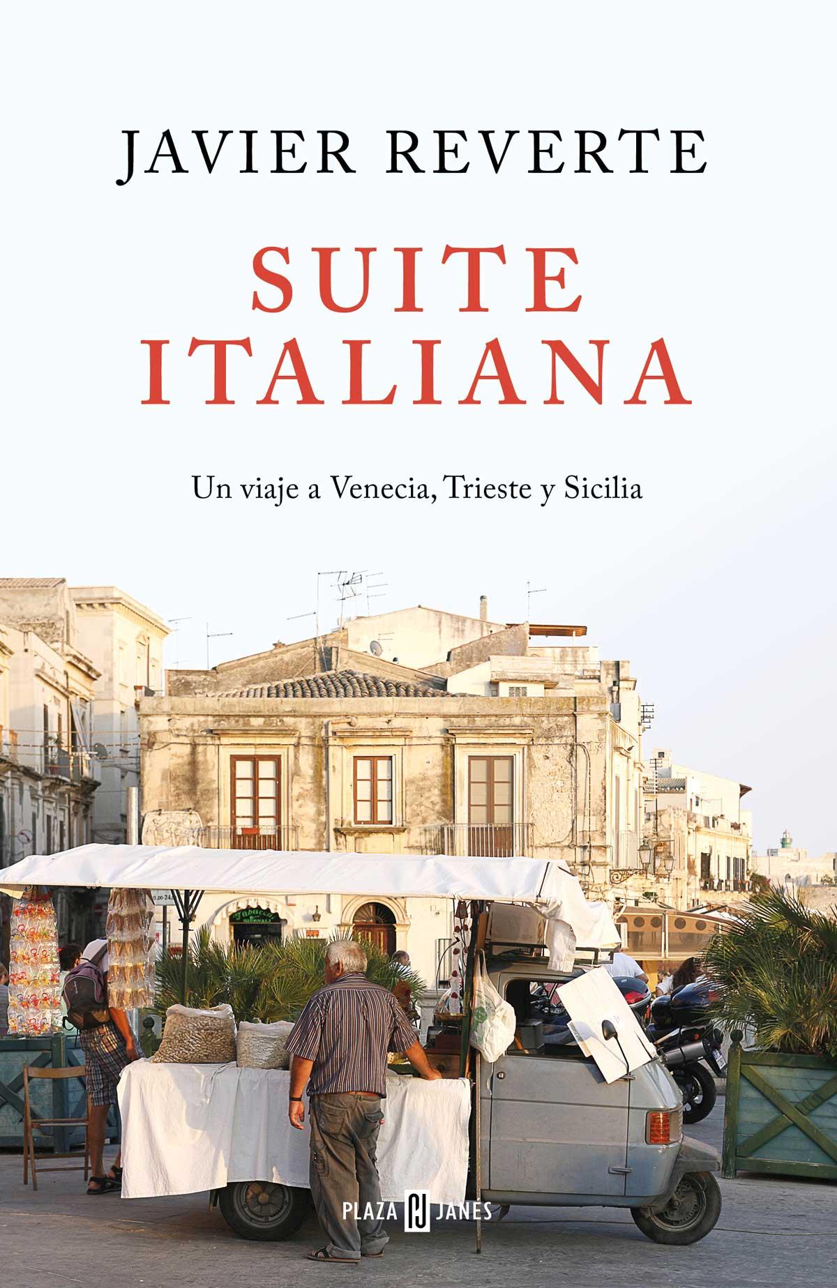 Libro Suite Italiana de Javier Reverte