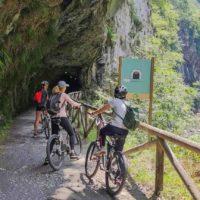 La Senda del Oso en bici. Asturias espectacular en la más célebre vía verde