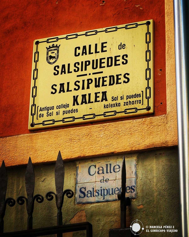 Callejón Salsipuedes