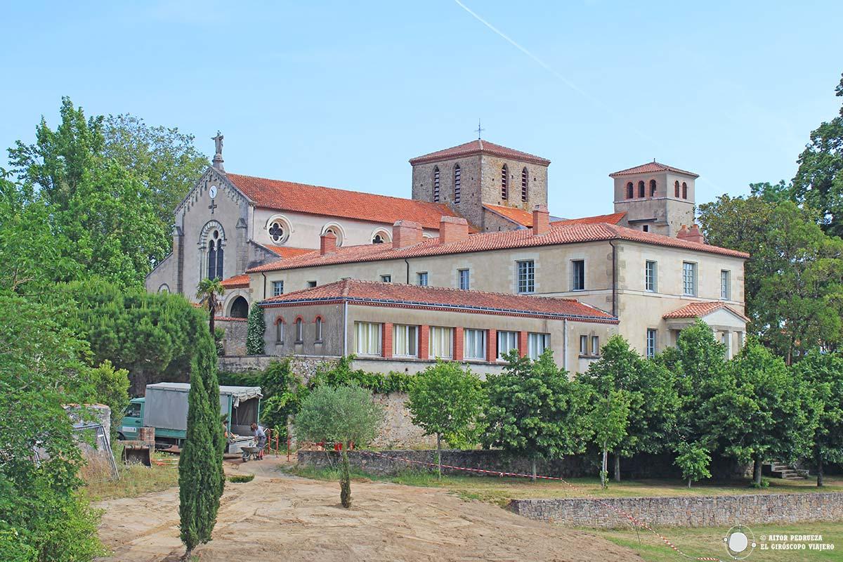 Iglesia de la Trinidad en Clisson