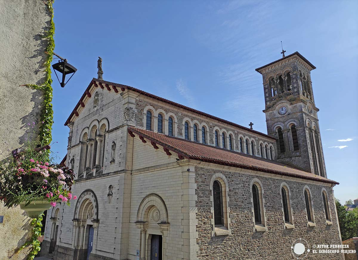 Iglesia de Notre Dame en Clisson