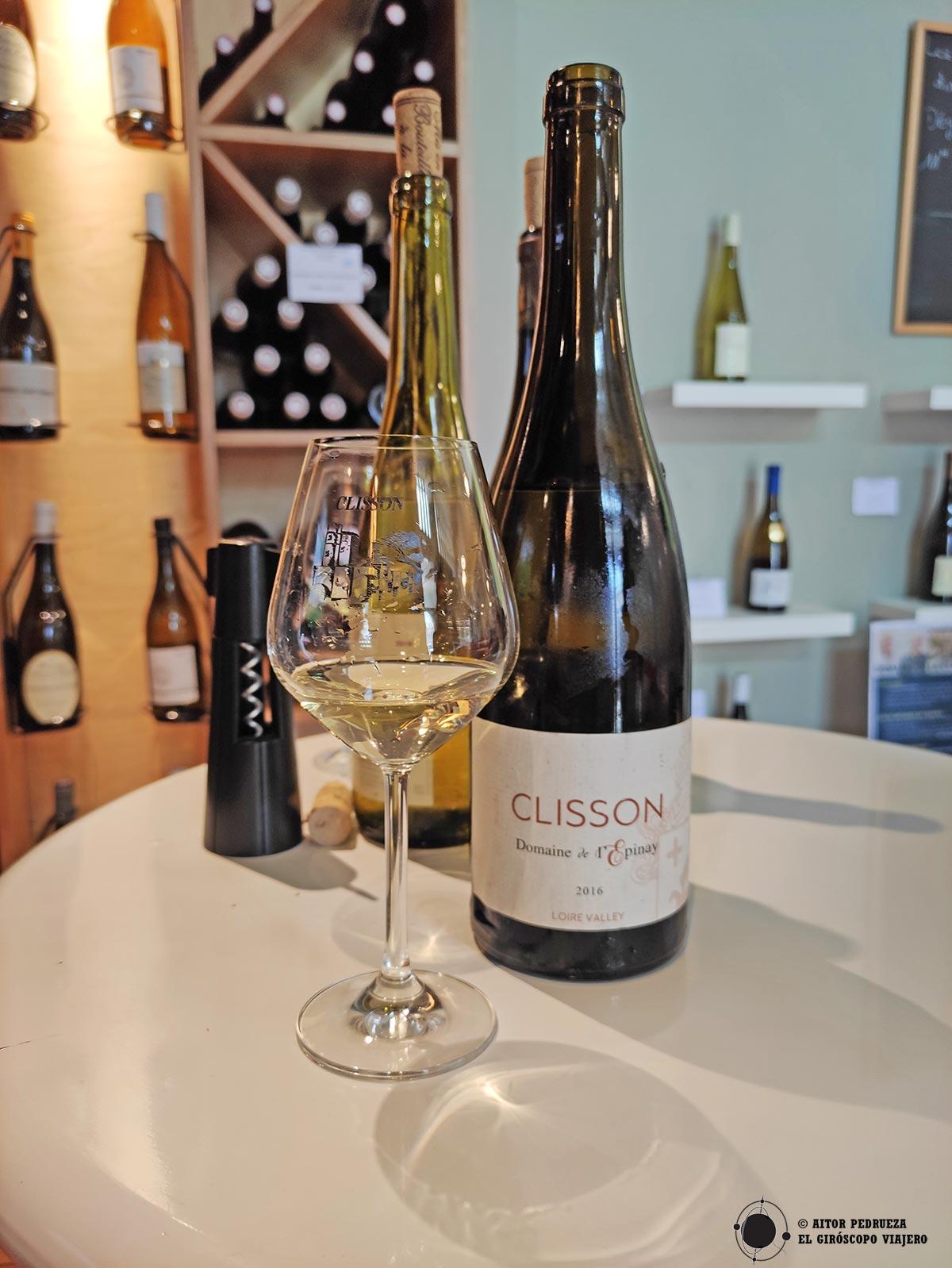 El Muscadet de los viñedos de Nantes que podemos conocer en Clisson