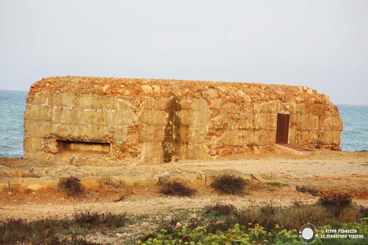 Bunkers de la Línea Tamarit