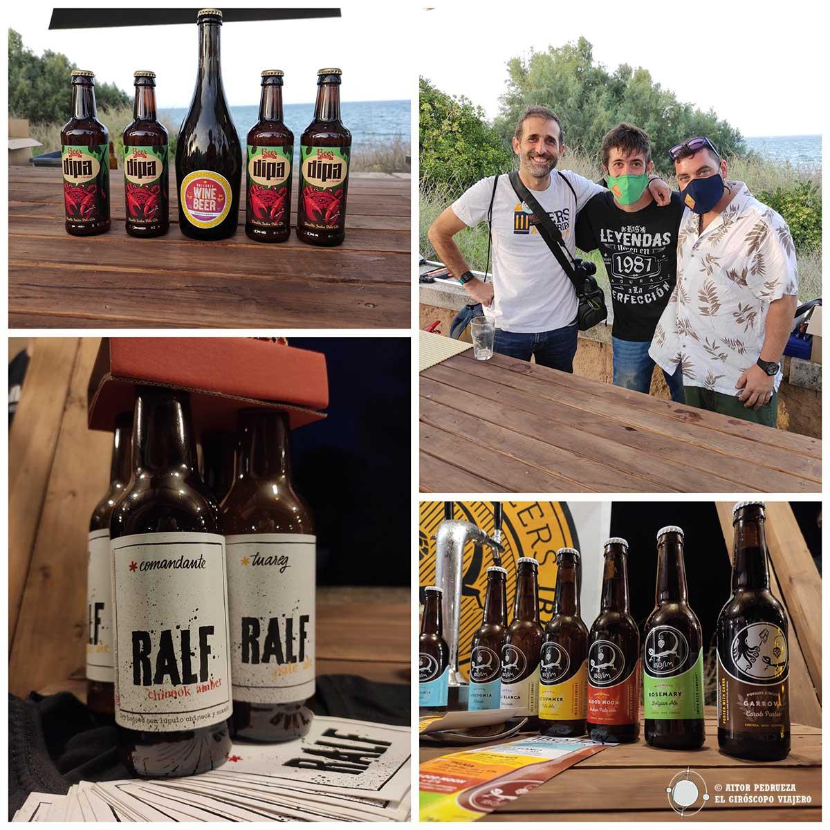 I Feria de la Cerveza Balear en Can Picafort