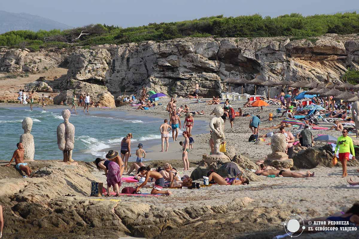 Playa de Son Baulo
