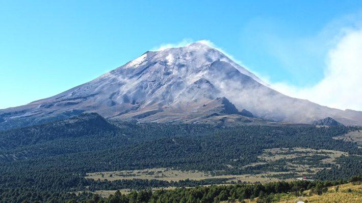 Excursión a la falda de los volcanes Popocatépetl e Iztaccíhuatl desde Ciudad de México
